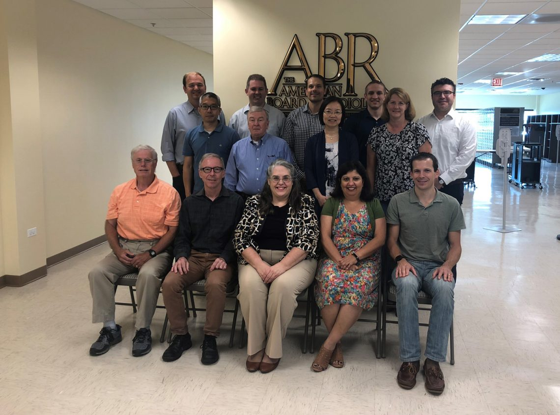 September 2018 DR Core Physics Committee – The American Board of